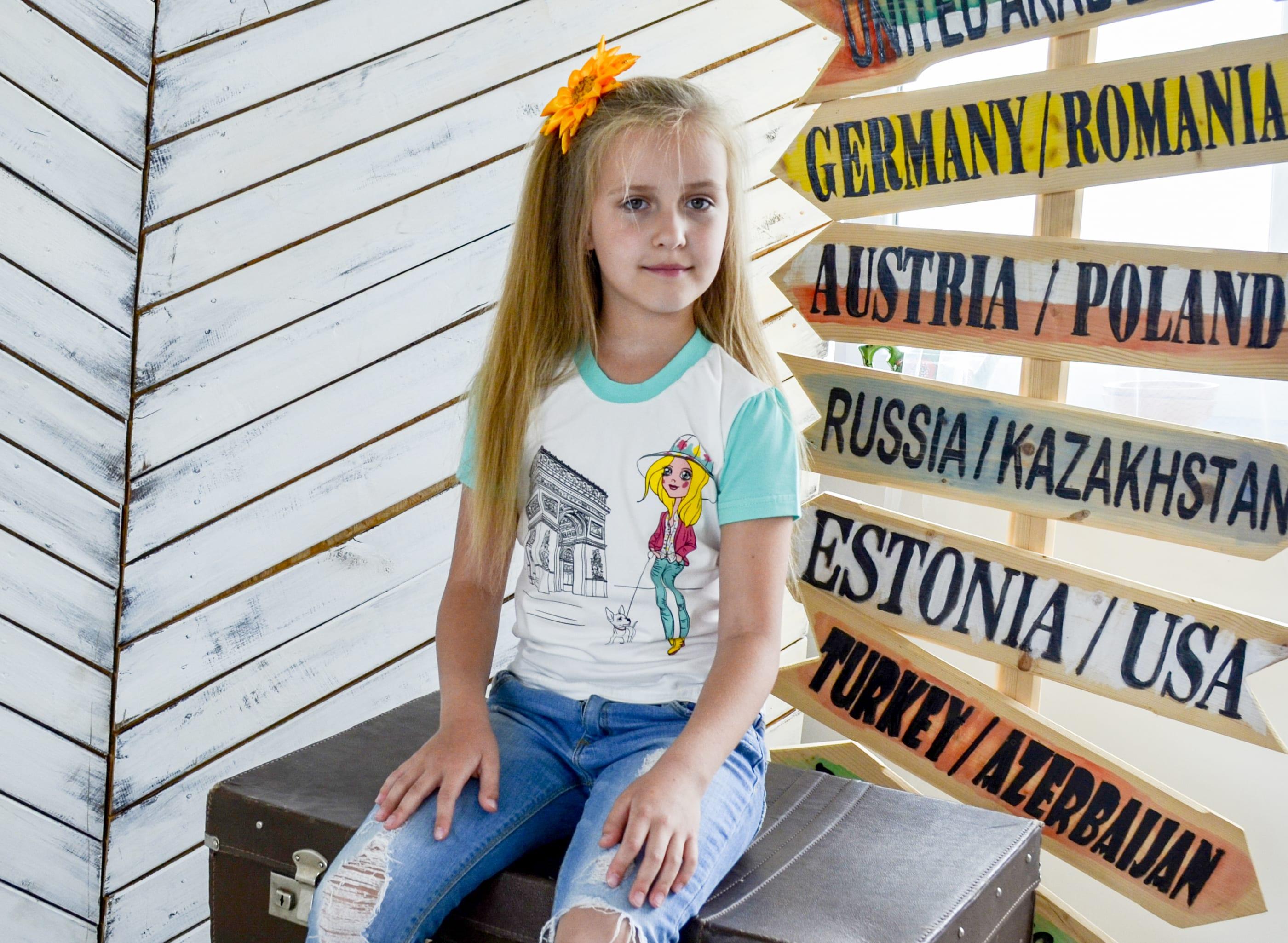 Підлітковий одяг від 2 до 16 років за Ціною Українського виробника d4836554e2a34