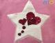 Платье розовое _Звезда 0