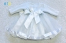 Платье праздничное - Белое 2