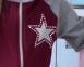 Спортивный костюм-Звезды бордовый 0