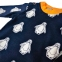 Комплект з боді та штанами - Пінгвінчики 2