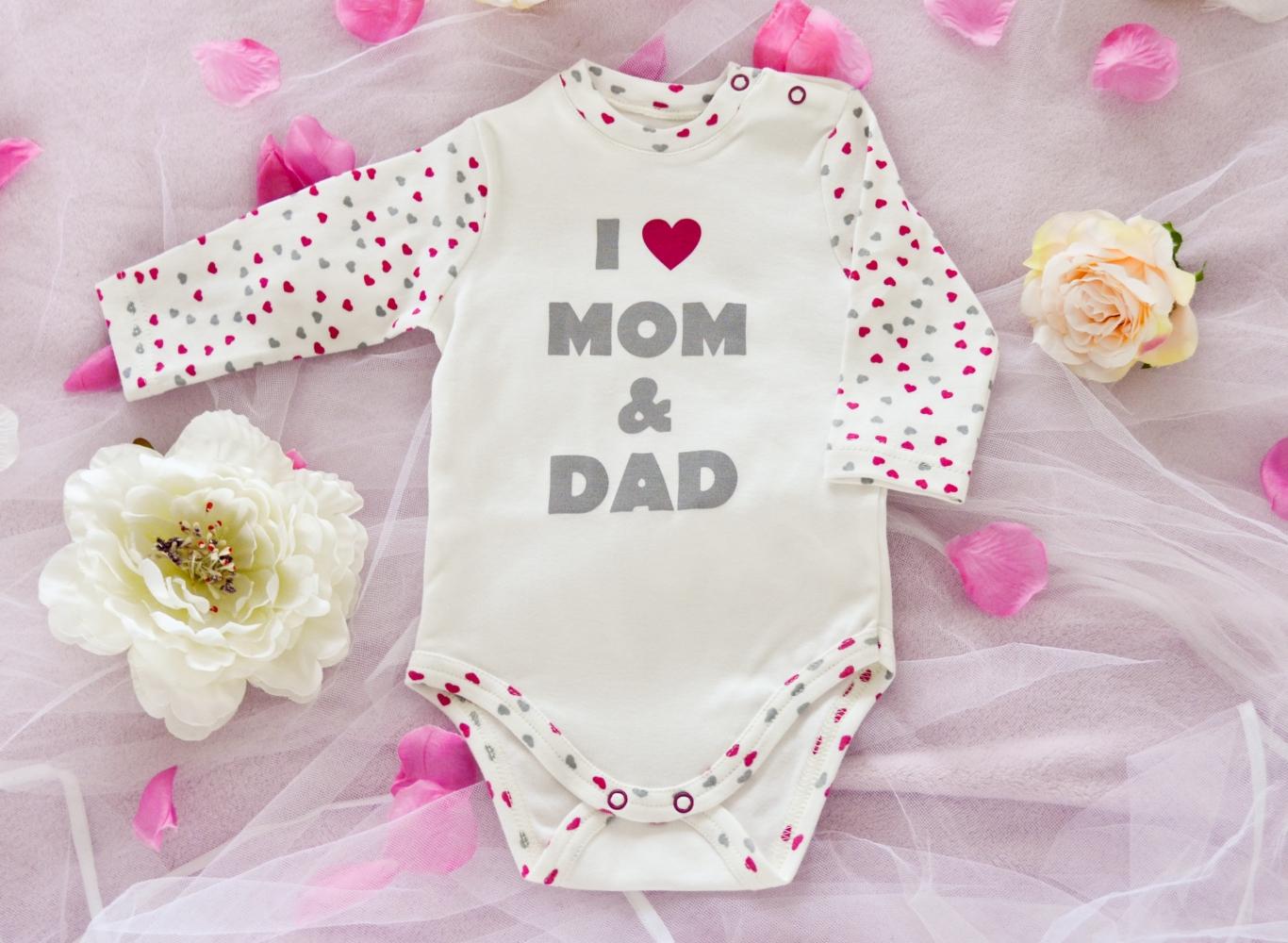 Бодік - Я люблю маму і тата Код MA-186061 77c40f124295b