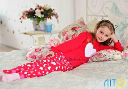 Пижама -Сердечка