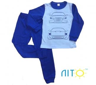 Піжама для хлопчика - Машинки