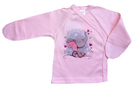 Распашонка- Слоненок
