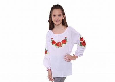 Рубашка - Маки