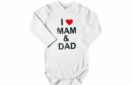 Боді - Люблю маму і тата