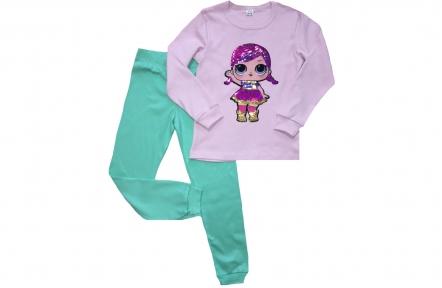Пижама - Кукла ментол