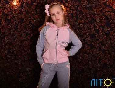 Спортивный костюм - Модная девочка