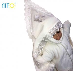 Крижмо - Ангел велюр молочний