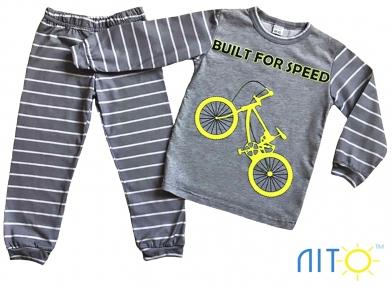 Пижама-Велосипед тонкая