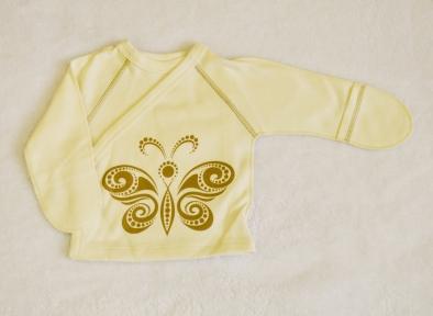 Распашонка - Бабочка
