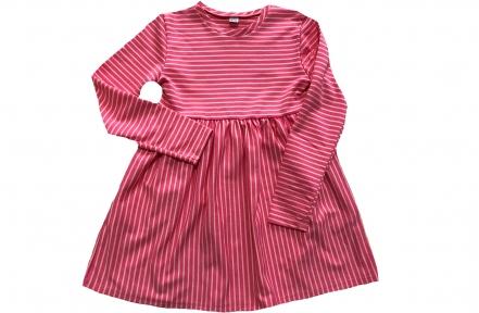 Сукня - Рожева полоска