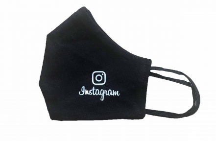 Маска захисна - Instagram