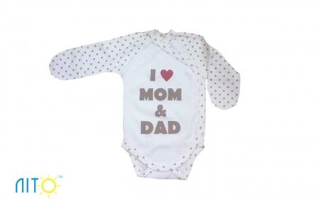 Бодік - Я люблю маму і тата