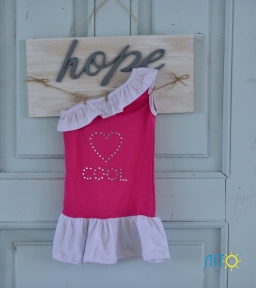 Платье -туника Cool сердечко