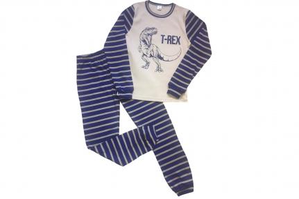 Піжама синя - T-Rex