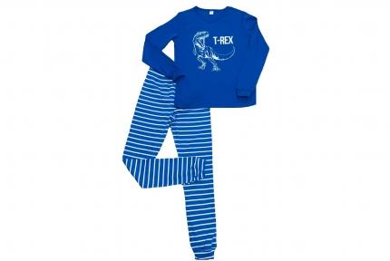 Пижама синяя - T-Rex