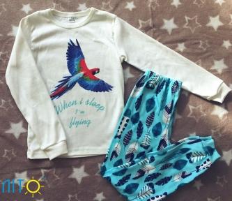 Піжама - Папуга