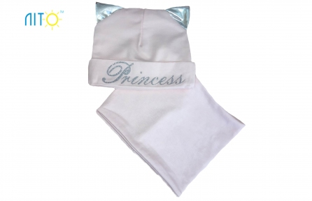 Комплект - Пудровий  Princess