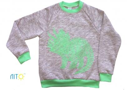Світшот - Динозавр