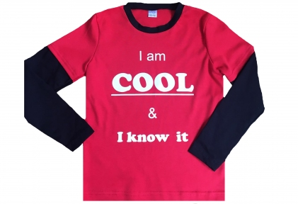 Реглан - I am cool