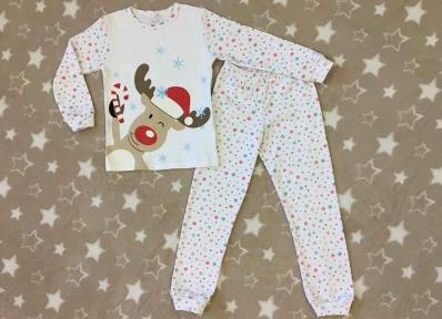 Пижама     Рождественский олень