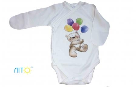 Бодік - Ведмедик з кульками - Бодіки c34ef8cb543ca
