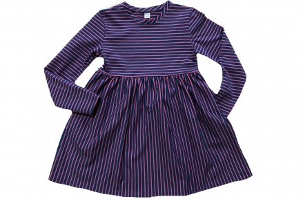 Сукня - Синя полоска
