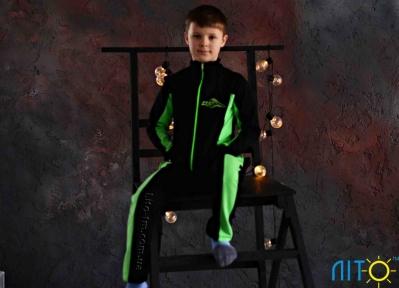 Спортивний костюм для хлопців