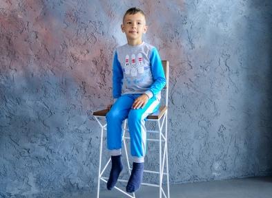 Спортивний костюм бірюза - Боулінг