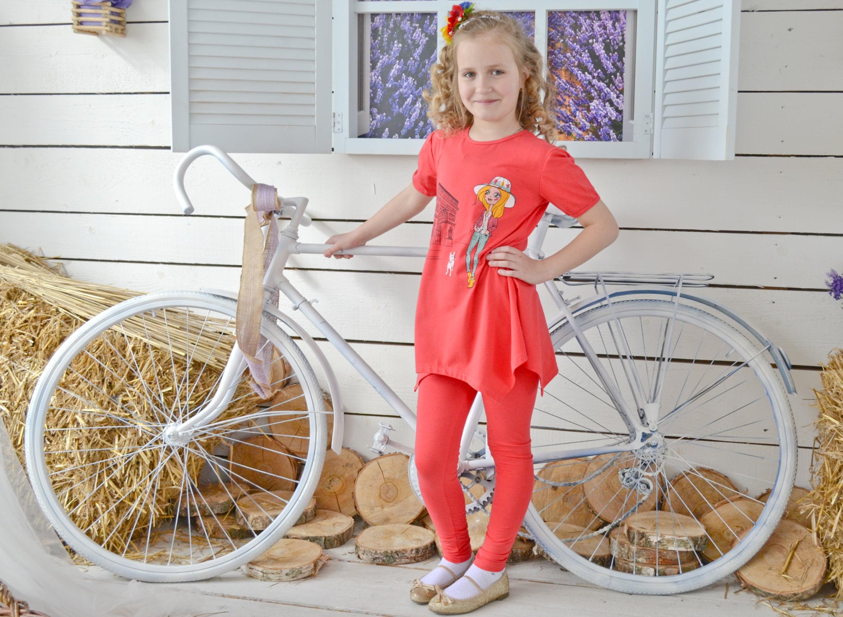 Дитячий одяг для дівчаток від 2 до 11 років - Купити недорого a5039e4668b43